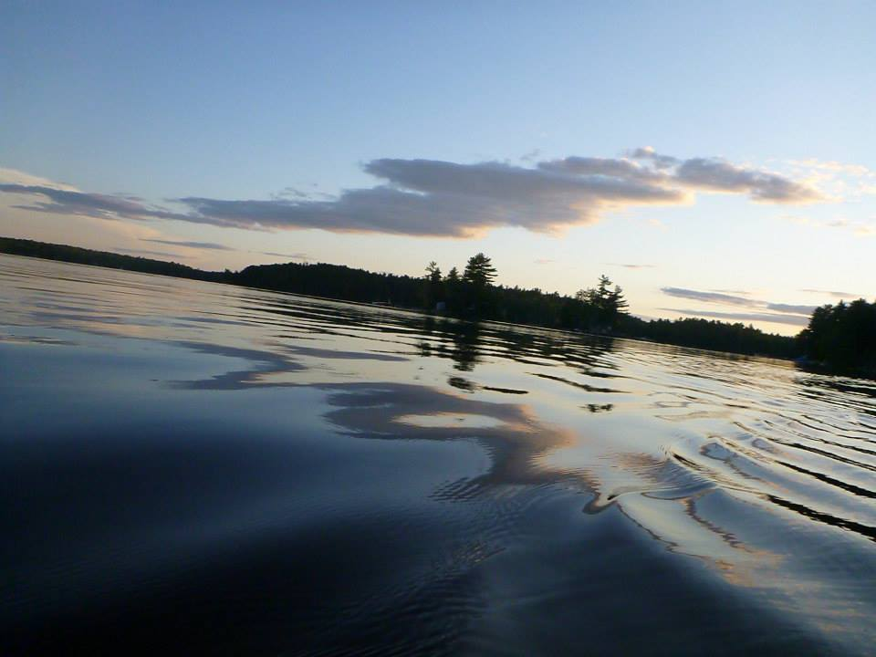 Evening on the Water